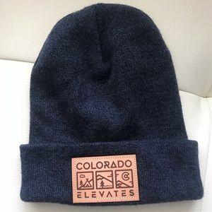 Colorado Elevates beanie